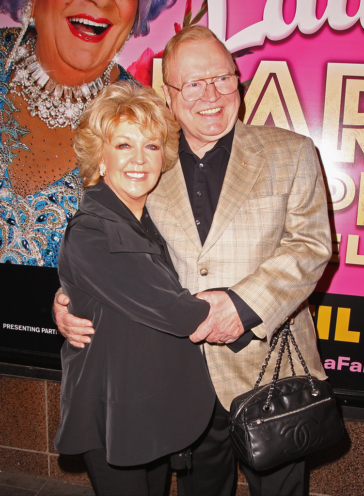 Patti and Bert Newton