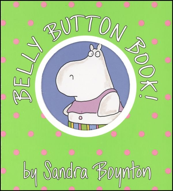Belly Button Book!
