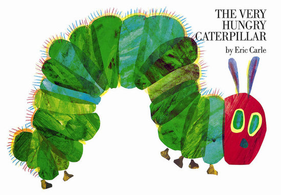 Age 1: The Very Hungry Caterpillar