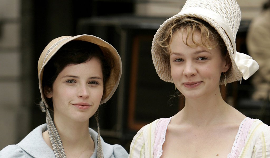 """There is nothing I would not do for those who are really my friends. I have no notion of loving people by halves; it is not my nature."" — Isabella Thorpe, Northanger Abbey Source: PBS"