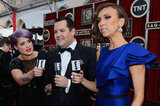 Kelly Osbourne, Ross Matthews and Giuliana Rancic