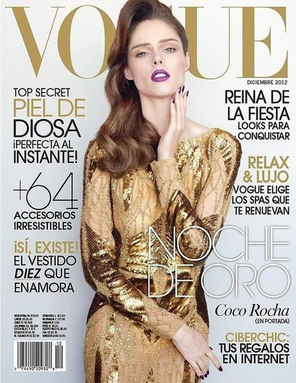 Vogue Mexico December 2012