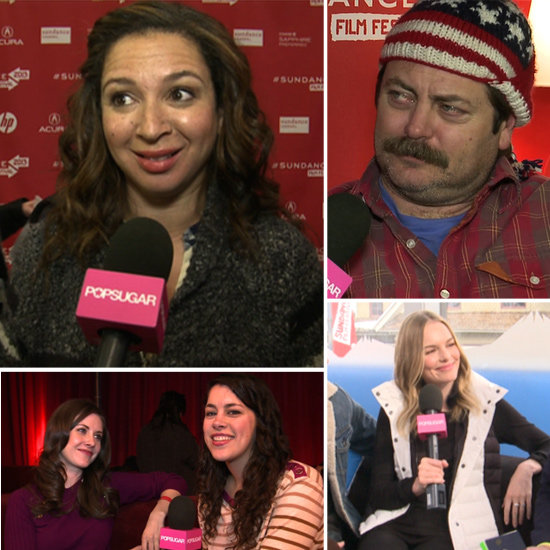 Interviews, Movie Reviews, and More: Watch Our Sundance Video Highlights!
