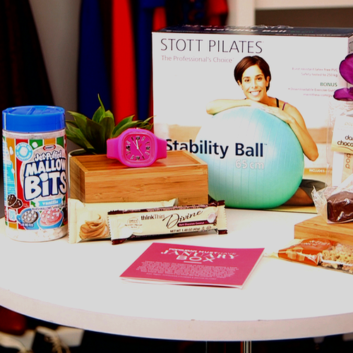 PopSugar January Must Have Box Reveal Video