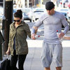 Channing Tatum and Jenna Dewan Go to Dance Class in LA