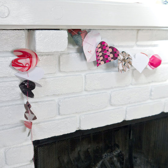 We Heart This Valentine's Day Garland