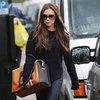 Victoria Beckham Oversize Purse Trend