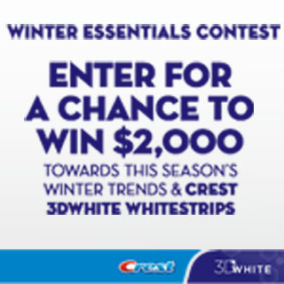Brighten Your Winter Style With Head-Turning Tips and a Chance to Win $2,000