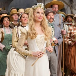 Michelle Williams Interview For Oz: The Great and Powerful