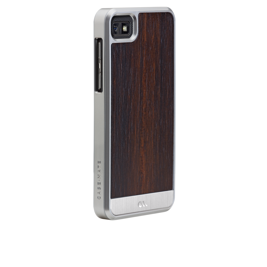 Rosewood BlackBerry Z10 Case ($80)