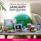 POPSUGAR Must Have January Box — Revealed!