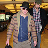 Channing Tatum Travels to NYC | Pictures