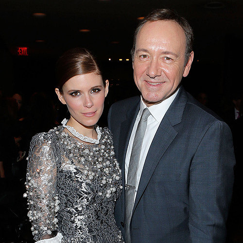 Pics: Rooney & Kate Mara Together; House Of Cards Premiere