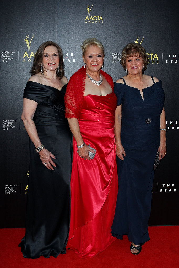 Lois Peeler, Laurel Robinson and Beverly Briggs (Original Sapphires)