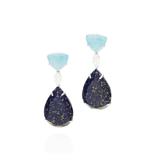 Earrings, $219, Alex Perry for Magnolia