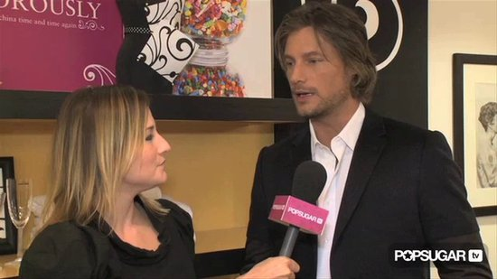 Gabriel Aubry Reveals His Bedroom Behavior & Holiday Plans