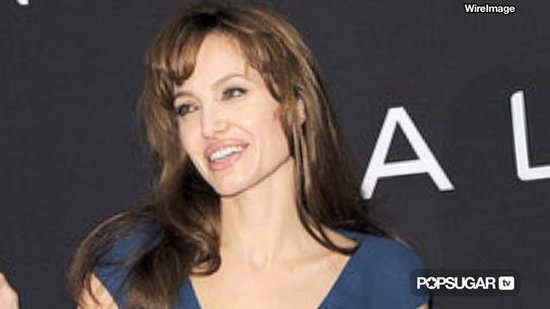 Video: Angelina Jolie Wows in Berlin For Salt