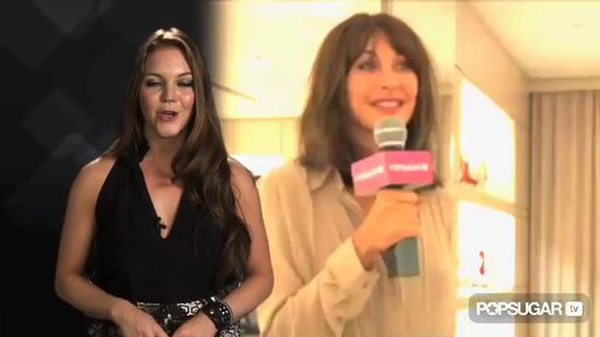 FabSugarTV: Creative Director Tamara Mellon Tells Us About Jimmy Choo's Collaboration With UGG!