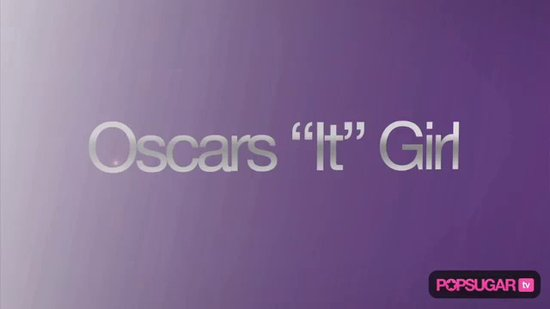 "2010 Oscars: Anna, Zoe, & Gabourey Battle For ""It"" Girl Status"