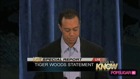 Video: Tiger Woods's Full Apology