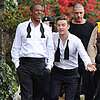 Celebrities on Set | Week of Jan. 28, 2013