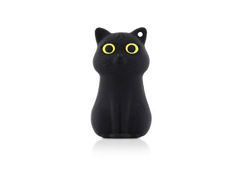 This adorable Black Cat USB Drive ($19) is too purrfect to pass up.
