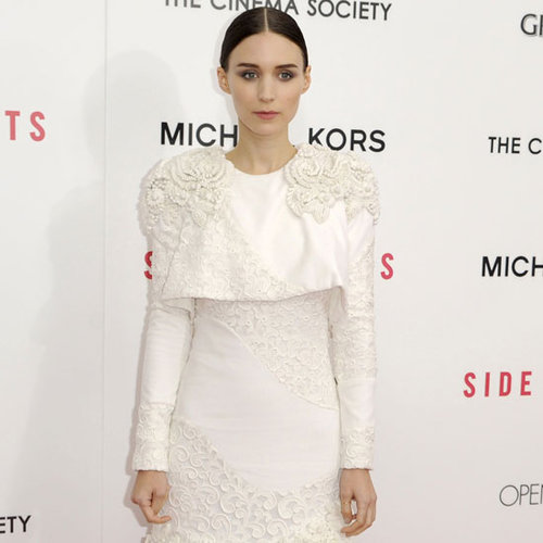 Rooney Mara at Side Effects Premiere