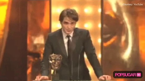 Video: Robert and Kristen Steal the BAFTA Spotlight