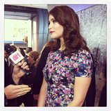 Gemma Arterton was one of the nicest celebs we've ever spoken to — such a cool woman!