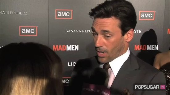 Video: Jon Hamm & More Share Mad Men New Season Details!