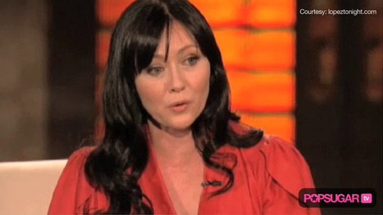 Video: Shannen Doherty Is Dancing For Her Dad