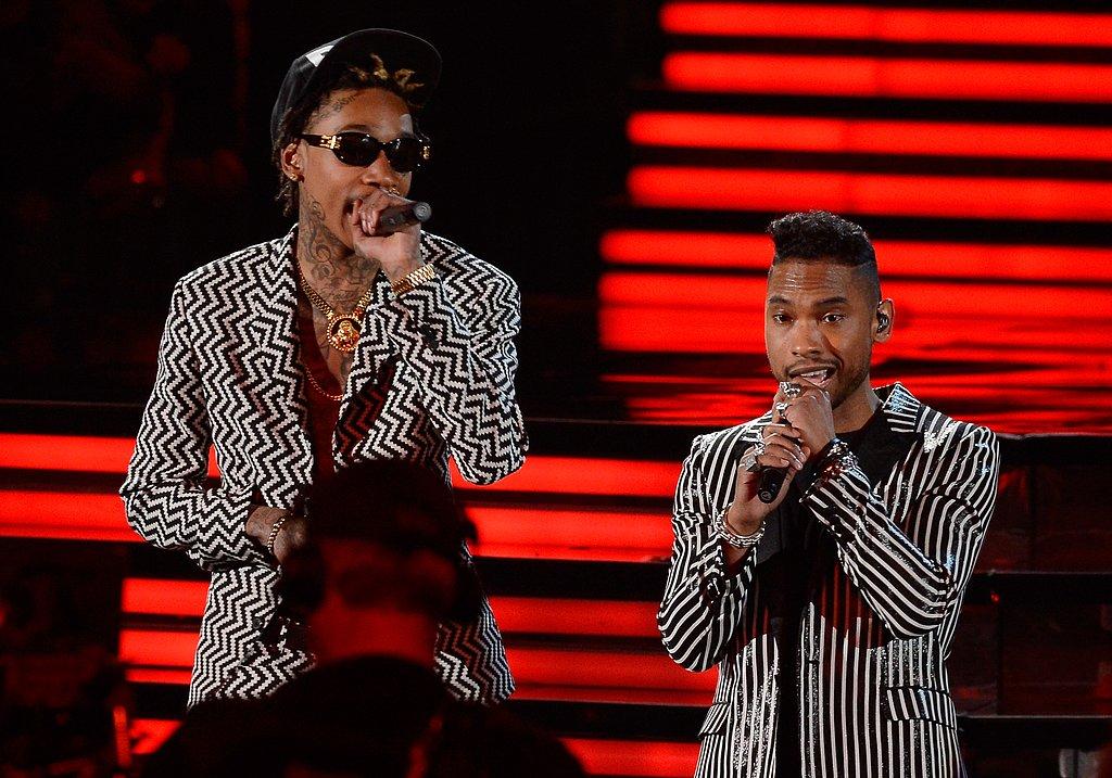 Wiz Khalifa and Miguel