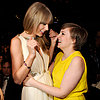 Pictures of Celebrities Mingling Inside 2013 Grammy Awards