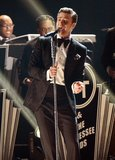 Justin Timberlake performed during the show.