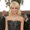 Carrie Underwood at the Grammys 2013 | Pictures