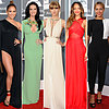 Grammys Red-Carpet Pictures 2013