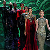 Monique Lhuillier Runway | Fashion Week Fall 2013 Video