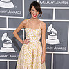 Alexa Chung | Grammys 2013 Red Carpet Dress