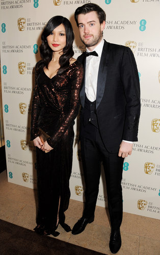 Gemma Chan and Jack Whitehall