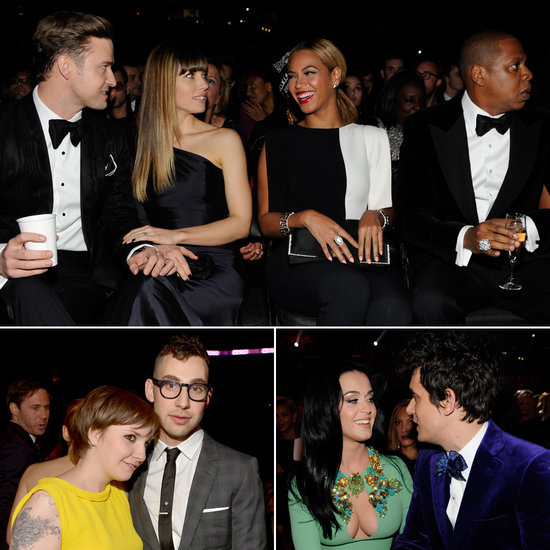 Grammy Duets: Musical Couples Enjoy an Award-Show Date Night