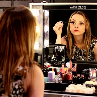 Christina Ricci Talks Makeup for Make Up Forever