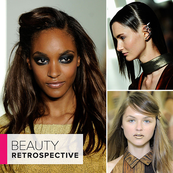 The Best Runway Beauty Looks From Rodarte