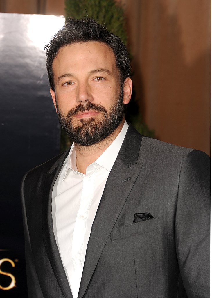 Ben Affleck attended the Oscars luncheon for nominees on Monday in Beverly Hills.