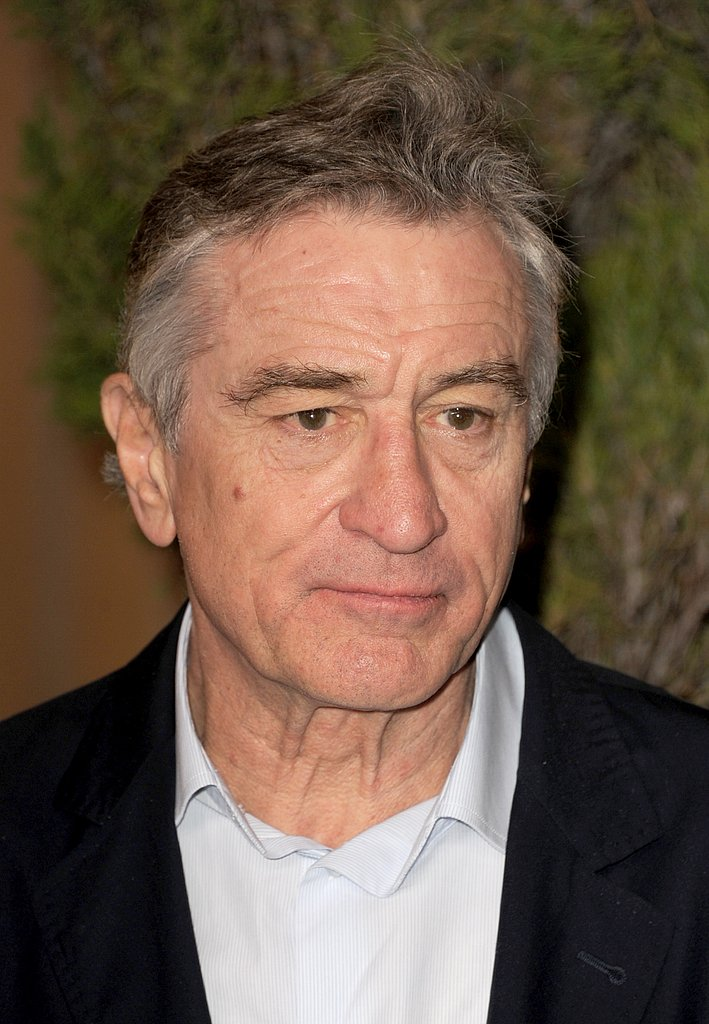 Robert De Niro attended the 2013 Academy Awards Nominations Luncheon on Monday in Beverly Hills.