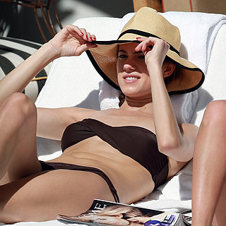 Allison Williams in a Bikini in Miami (Pictures)