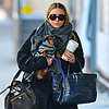 Ashley Olsen Walking Her Dog in NYC | Pictures