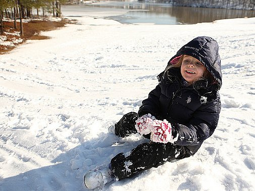 Baby, It&#039;s Cold Outside: Moms&#039; Product Picks for 4 Winter-Weather Challenges