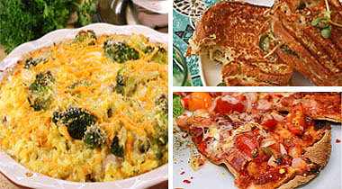 7 Meals the Babysitter Can Make