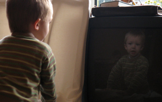 Babies and TV: Moms Debate the Electronic Babysitter