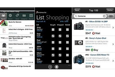 5 Apps That Help You with Holiday Shopping